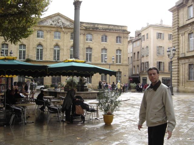 Sul da França:Aix-en-Provence