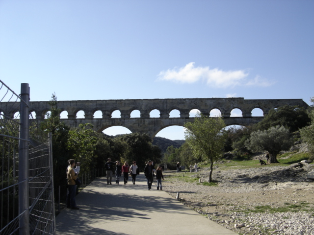 Provence parte 5 – Pont duGard