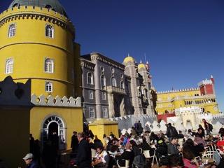 Sintra: Palácio daPena